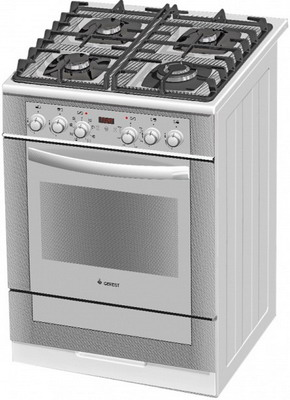 Комбинированная плита GEFEST ПГЭ 6502-03 0242 цена 2017