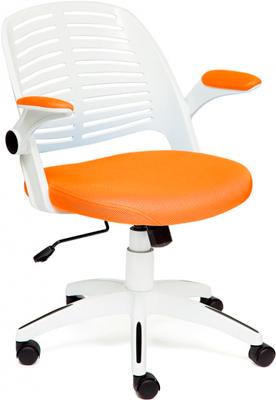 цена на Кресло Tetchair JOY ткань оранжевый