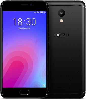 Смартфон Meizu M6Т 16Gb черный смартфон meizu m5s 16gb gold