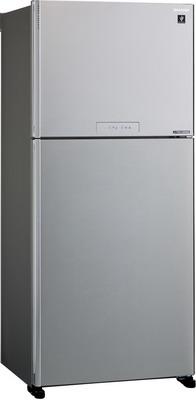 Двухкамерный холодильник Sharp SJ-XG 55 PMSL цена и фото