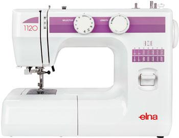 Швейная машина ELNA 1120 швейная машина elna excellence 680