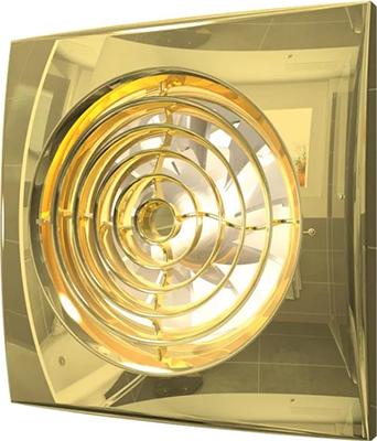 Вытяжной вентилятор DiCiTi AURA 5C Gold биметаллический радиатор rifar рифар b 500 нп 10 сек лев кол во секций 10 мощность вт 2040 подключение левое