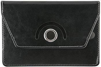 Универсальный чехол Red Line для планшетов с поворотным механизмом 7 дюймов черный