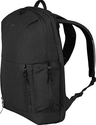 Рюкзак Victorinox Altmont Classic Deluxe Laptop 15'' чёрный полиэфирная ткань 33x16x47 см 20 л 602641