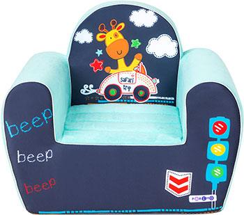 Игровое кресло Paremo серии ''Экшен'' Путешественник цвет Лазурь