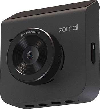 Автомобильный видеорегистратор 70mai Dash Cam A400 Grey (Midrive A400)