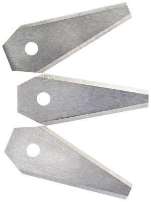 Набор ножей Bosch INDEGO F 016800321 газонокосилка робот bosch indego 350 06008b0000