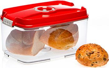 Фото - Контейнер для вакуумного упаковщика Status VAC-REC-45 Red контейнер для вакуумного упаковщика status vac rec 30 red