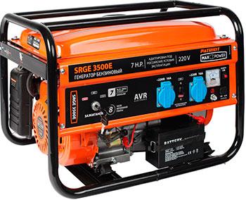 цена на Электрический генератор и электростанция Patriot 474103150 Max Power SRGE 3500 E