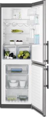 Двухкамерный холодильник Electrolux EN 3452 JOX двухкамерный холодильник electrolux en 3452 jow
