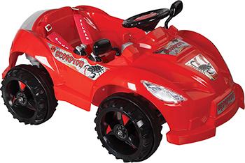 Электромобиль Pilsan SCORPION 12 V 5106 plsn велосипед с родительским контролем pilsan happy 7165 plsn
