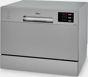 Компактная посудомоечная машина Midea MCFD-55320 S цены онлайн