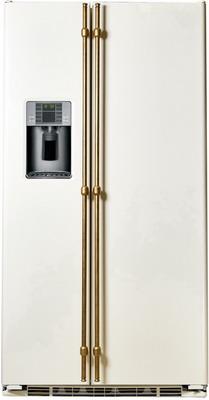 Холодильник Side by Side Iomabe ORE 30 VGHCBI бежевый холодильник side by side iomabe ore 24 vghfnm черный