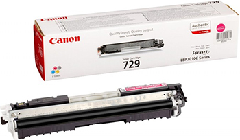 Картридж Canon 729 M 4368 B 002 картридж canon 731 m 6270 b 002