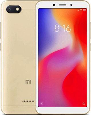 лучшая цена Смартфон Xiaomi Redmi 6A 2/32Gb золотистый