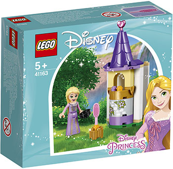 Конструктор Lego Башенка Рапунцель 41163 Disney Princess цены онлайн