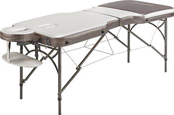 Массажный стол Anatomico 306 Verona (серебристый)