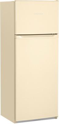Двухкамерный холодильник NordFrost NRT 141 732 бежевый оборудование для бани украина