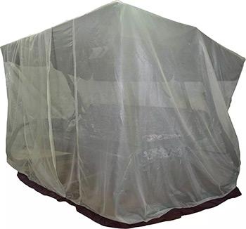 Антимоскитная сетка-тент Удачная мебель универсальная 4000-18 антимоскитная сетка для окна мультидом 130 150 см