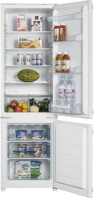 Встраиваемый двухкамерный холодильник Lex RBI 275.21 DF цена 2017