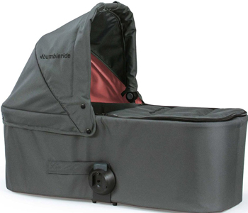 Люлька Bumbleride Bassinet для Indie & Speed Dawn Grey Coral BAS-55 DGC