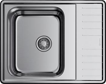 Кухонная мойка Omoikiri Sagami 63-IN универсальная нерж.сталь (4993732) кухонная мойка omoikiri sagami 79 2 in нержавеющая сталь 4993733