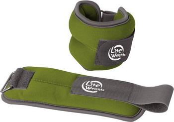 Утяжелитель Lite Weights 0 5кг*2шт зеленый 5868 WC цена