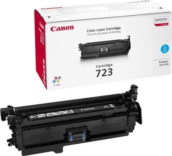 Картридж Canon 723 C 2643 B 002 Голубой