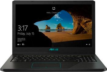 Ноутбук ASUS VivoBook X570UD-E4098T i5 (90NB0HS1-M05270) Черный ноутбук asus x570ud e4021t