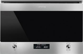 цена на Встраиваемая микроволновая печь СВЧ Smeg MP322X1