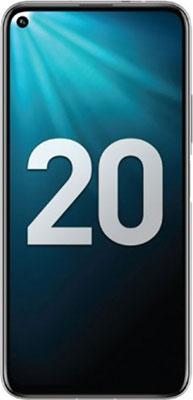 Смартфон Honor 20 Pro 8/256GB белый