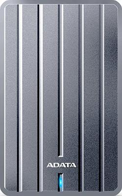 Внешний жесткий диск (HDD) A-DATA USB 3.0 1Tb AHC660-1TU31-CGY HC660 DashDrive Durable 2.5'' серый