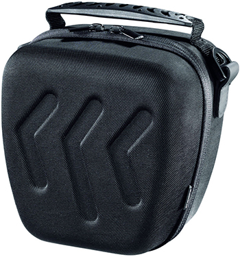 купить Сумка для беззеркальной камеры Hama Hardcase Arrow 110 черный по цене 1190 рублей