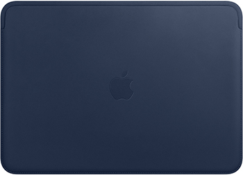 Чехол Apple для MacBook Pro 13 дюймов тёмно-синий цвет MRQL2ZM/A цена и фото