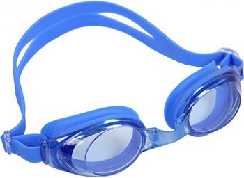 Очки для плавания Bradex серия Регуляр синие цвет линзы - синий SF 0393
