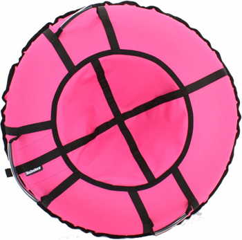 цена Тюбинг Hubster Хайп розовый 110 см во4287-7 онлайн в 2017 году