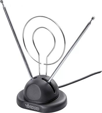 лучшая цена ТВ антенна Vivanco (DAB/FM) (29952)