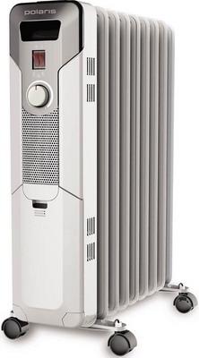 Масляный обогреватель Polaris PRE W 0920 масляный радиатор polaris pre a 0920 2000 вт чёрный