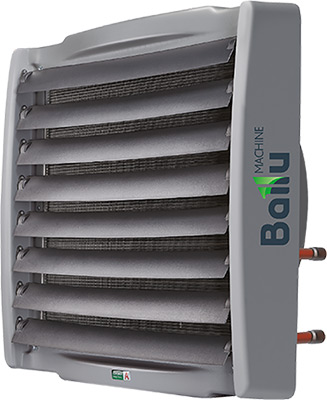 Тепловентилятор Ballu BHP-W2-40-S фото