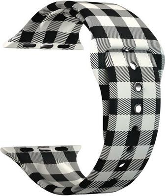 Ремешок для часов Lyambda для Apple Watch 42/44 mm URBAN DSJ-10-107A-44 ремешок для часов apple watch 42 44 мм стальной черный his
