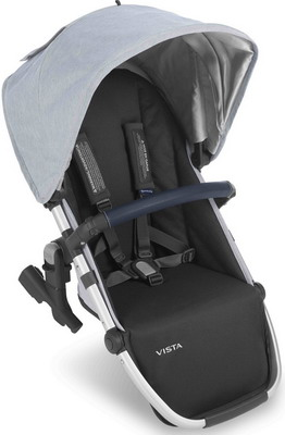 Прогулочный блок UPPAbaby Vista William 0918-RBS-EU-WIL цена и фото