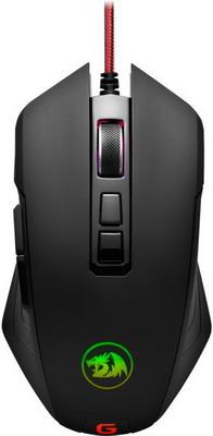 Проводная игровая мышь Redragon Dagger RGB 9 кнопок 10000 dpi (75092)