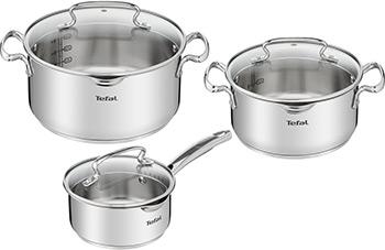 Набор посуды Tefal Duetto G719S674 6 предметов наборы посуды galaxy gl 9504 6 предметов