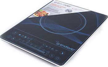Настольная плита Endever Skyline IP-32 черный/синий