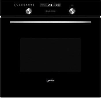 Встраиваемый электрический духовой шкаф Midea MO78101CGB фото