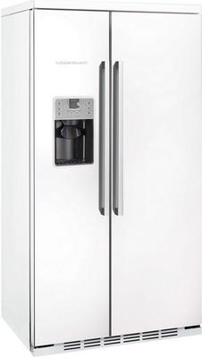Холодильник Side by Side Kuppersbusch KW 9750-0-2 T белый встраиваемый холодильник side by side kuppersbusch kei 9750 0 2 t сталь