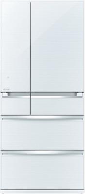 Фото - Многокамерный холодильник Mitsubishi Electric MR-WXR 743 C-W-R холодильник mitsubishi electric mr fr62k st r