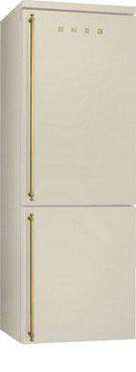 Двухкамерный холодильник Smeg FA 8003 P цена и фото