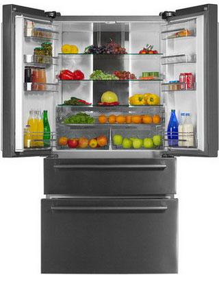 Многокамерный холодильник Vestfrost VF 911 X