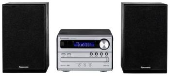 Музыкальный центр Panasonic SC-PM 250 EE-S музыкальный центр panasonic sc pm250ee k
